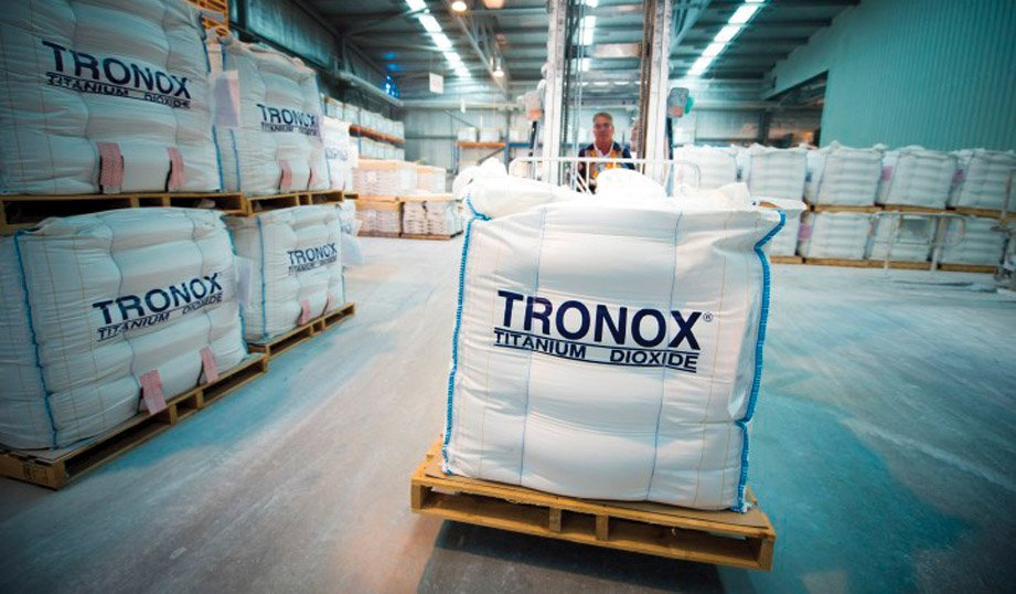 Tronox – Producer and Marketer of Titanium Dioxide Pigment